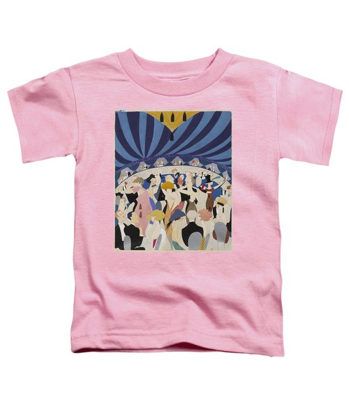 Dancing Couples Toddler T-Shirt