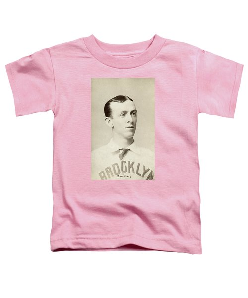 Dave Foutz (1856-1897) Toddler T-Shirt