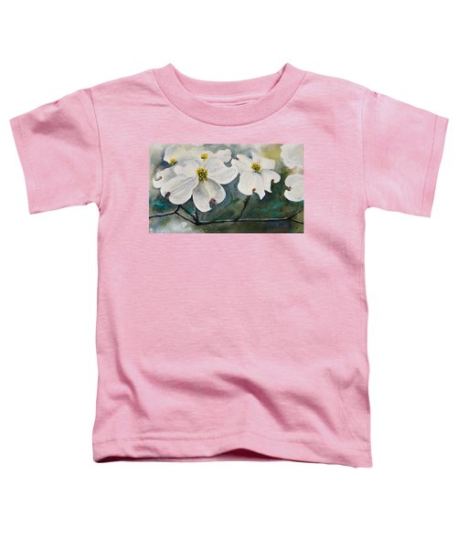 Dogwood 7 Toddler T-Shirt