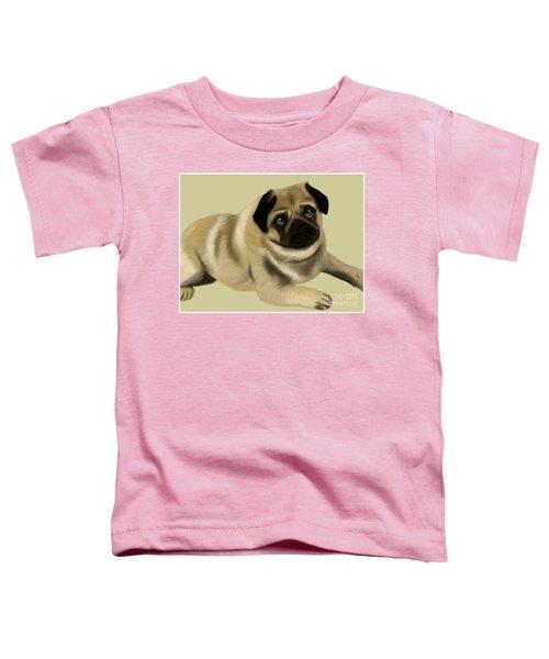 Doug The Pug Toddler T-Shirt