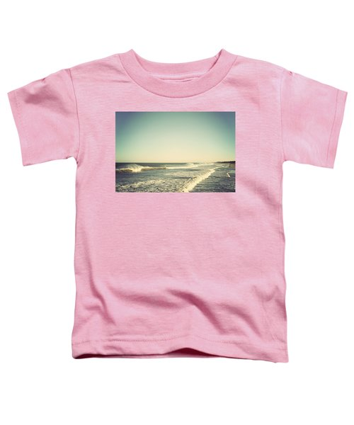 Down The Shore - Seaside Heights Jersey Shore Vintage Toddler T-Shirt