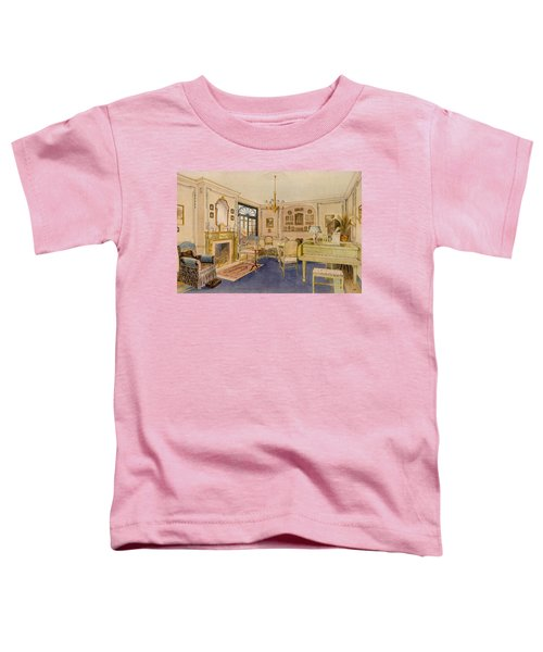 Drawing Room Adam Revival Style Toddler T-Shirt