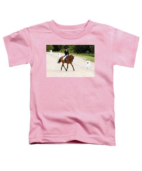 Dressage Test Toddler T-Shirt