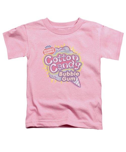 Dubble Bubble - Cotton Candy Toddler T-Shirt