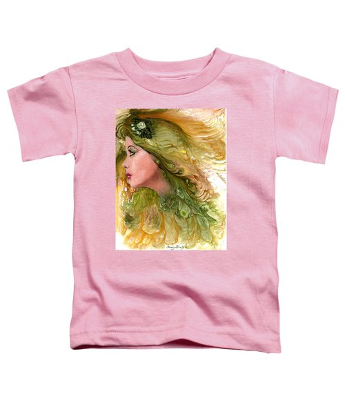 Earth Maiden Toddler T-Shirt