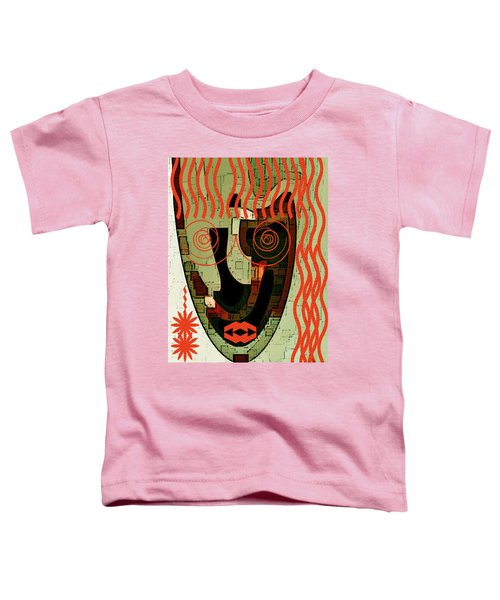Earthy Woman Toddler T-Shirt