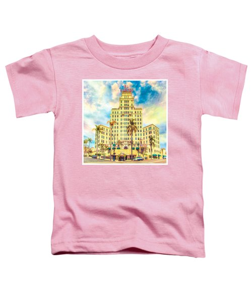 El Cortez Toddler T-Shirt
