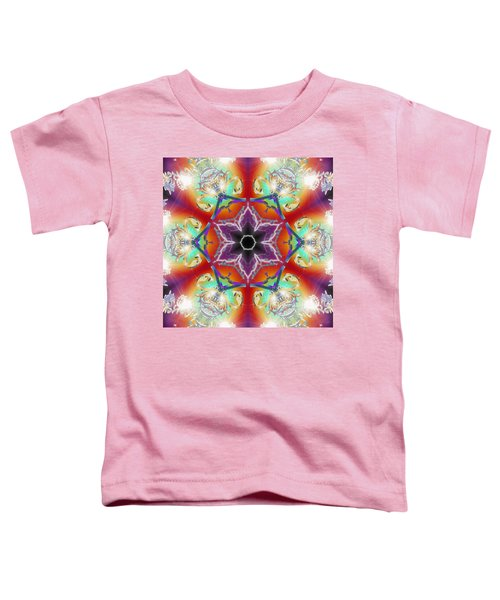 Electric Enlightenment Toddler T-Shirt