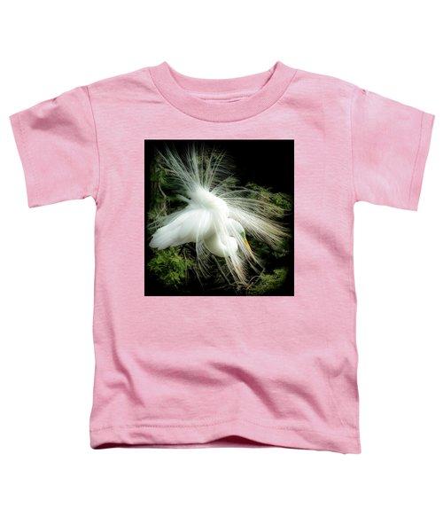 Elegance Of Creation Toddler T-Shirt by Karen Wiles
