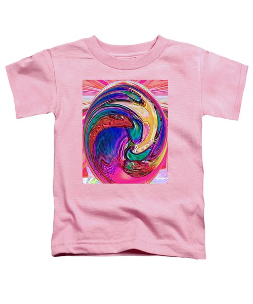 Emergence - Digital Art Toddler T-Shirt
