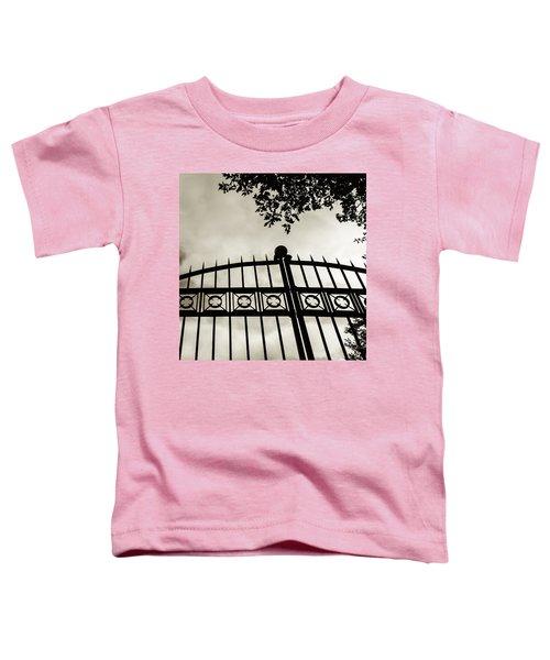 Entrances To Exits - Gates Toddler T-Shirt