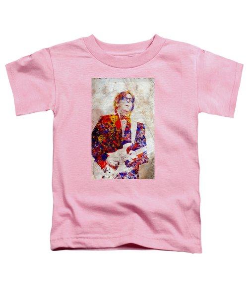 Eric Claptond Toddler T-Shirt