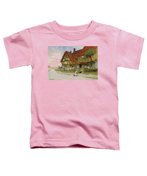 Evening Toddler T-Shirt
