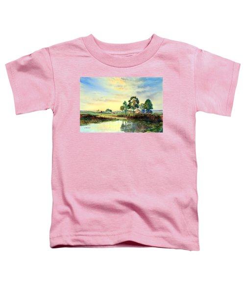 Evening Falls Toddler T-Shirt