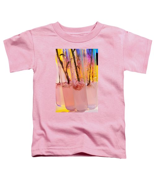 Experimental Work In Agrigenetics Toddler T-Shirt