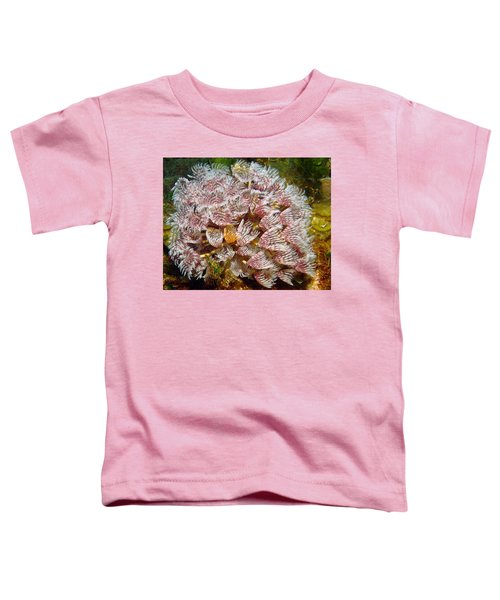Featherduster With An Attitude  Toddler T-Shirt