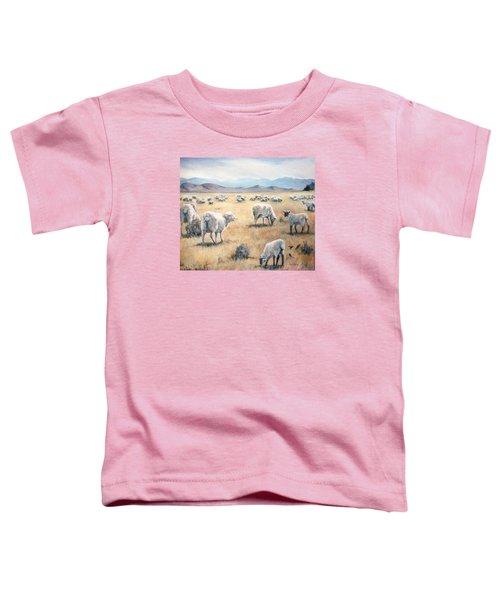 Feed My Sheep Toddler T-Shirt