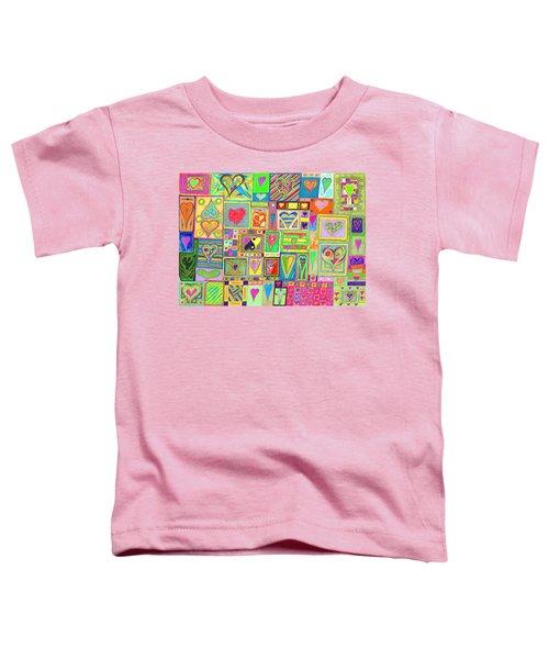 find U'r Love found   v20 Toddler T-Shirt