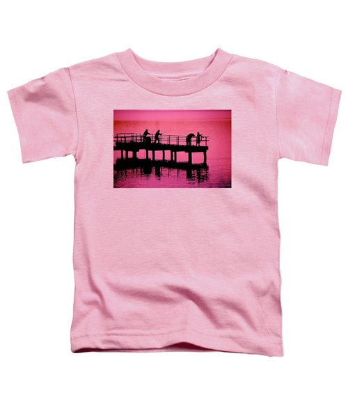 Fishermen Toddler T-Shirt