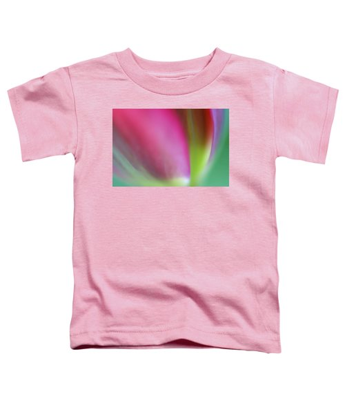 Flaming Tulip Toddler T-Shirt