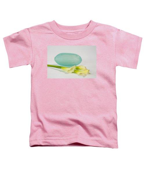 Flowers In Vases 4 Toddler T-Shirt