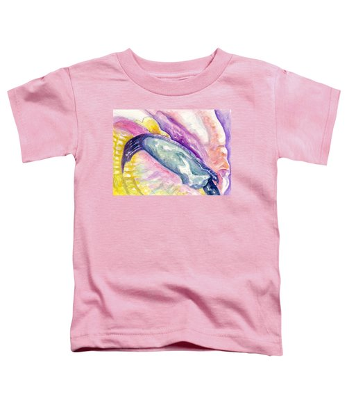Foot Of Conch Toddler T-Shirt