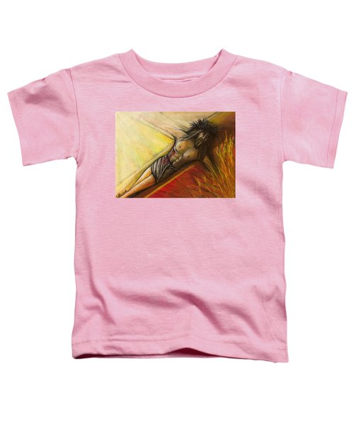 Psalm 22 Forsaken Toddler T-Shirt