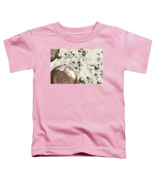 Fox Bubbles  Toddler T-Shirt