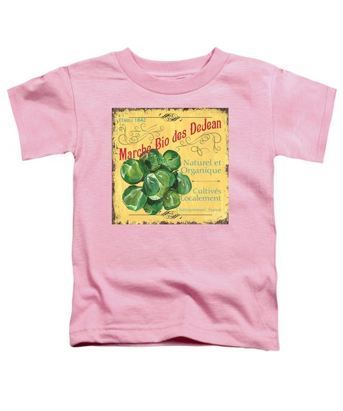 French Market Sign 1 Toddler T-Shirt