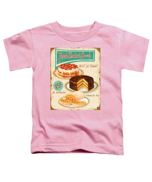 Fresh Baked Good Toddler T-Shirt
