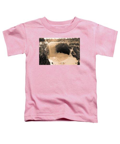 Frozen Falls Toddler T-Shirt