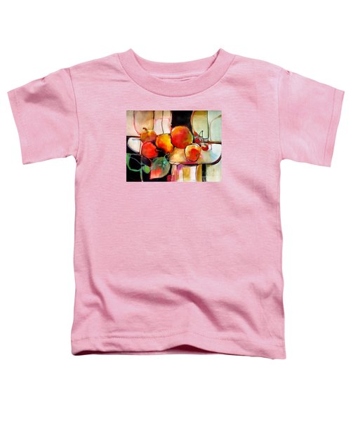 Fruit On A Dish Toddler T-Shirt