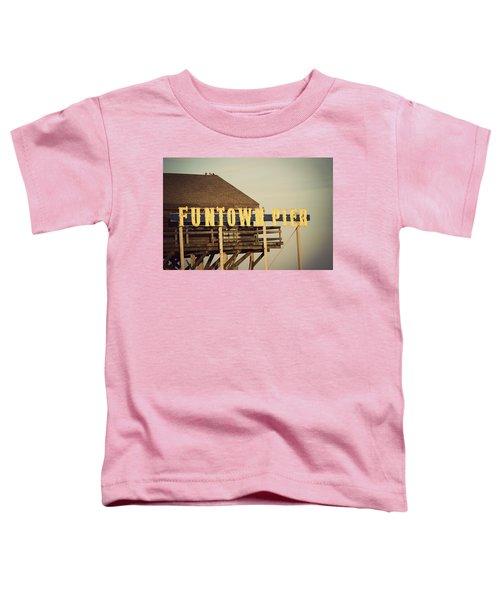 Funtown Vintage Toddler T-Shirt