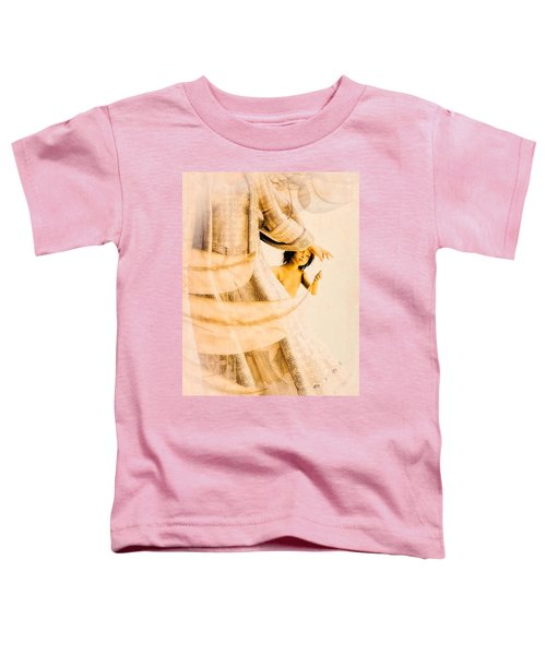 God Bless This Child Toddler T-Shirt by Bob Orsillo