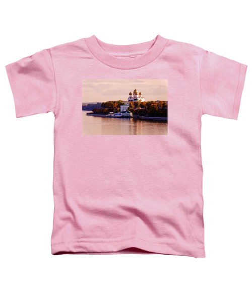 Golden Hour. Yaroslavl. Russia Toddler T-Shirt