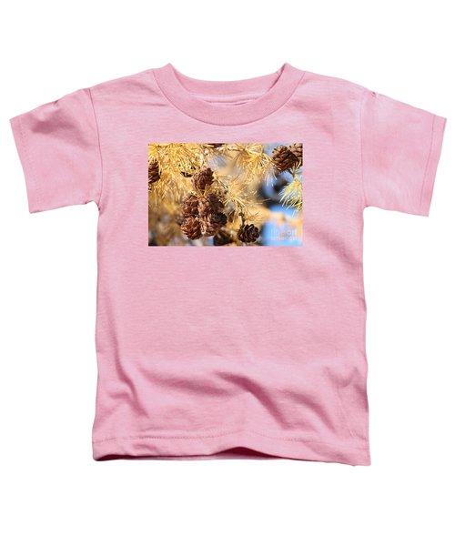 Golden Needles Toddler T-Shirt