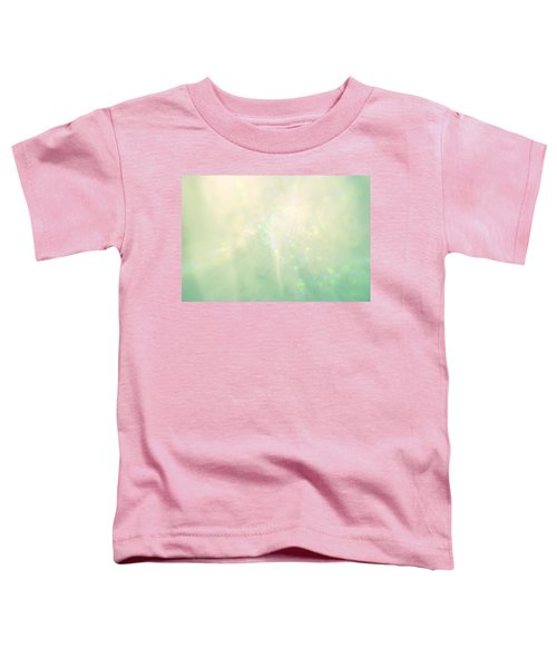 Green Hearts Toddler T-Shirt