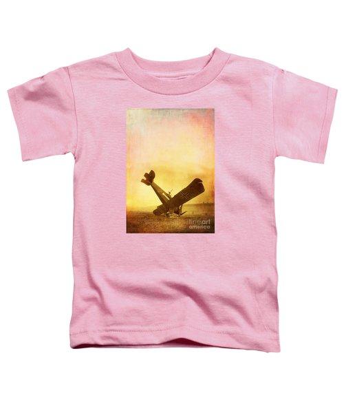 Hard Landing Toddler T-Shirt