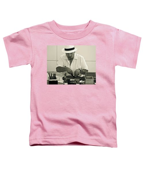 Have A Cigar Toddler T-Shirt