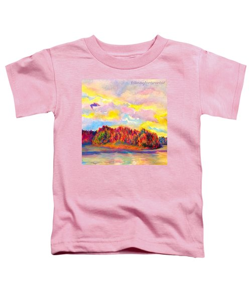 A Perfect Idea Of Freedom And Flight Toddler T-Shirt