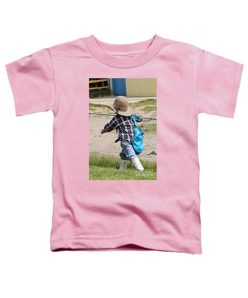 Heading For The Chute Toddler T-Shirt