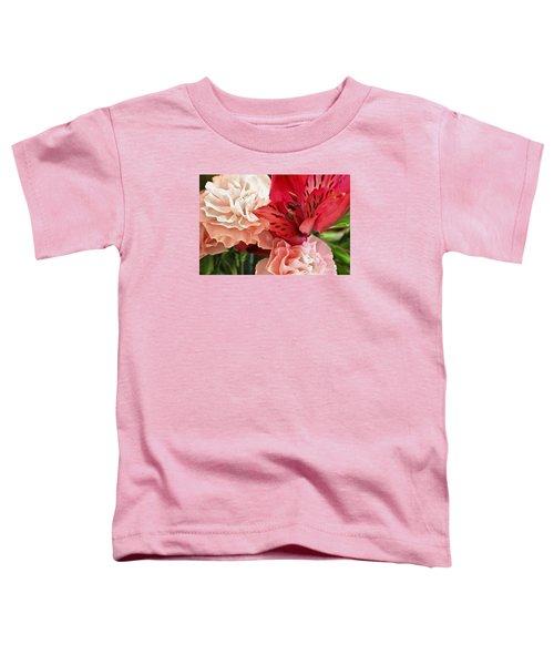 Heart's A Flutter Toddler T-Shirt