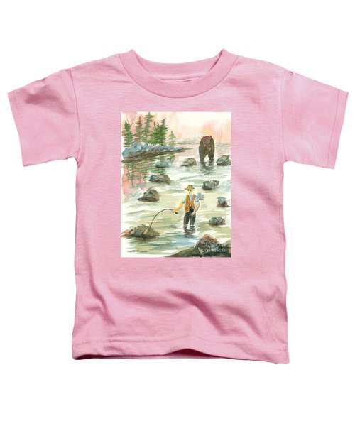 Help Is On The Way Toddler T-Shirt
