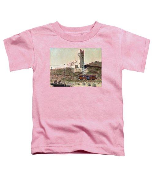 Highland Park 1914 Toddler T-Shirt