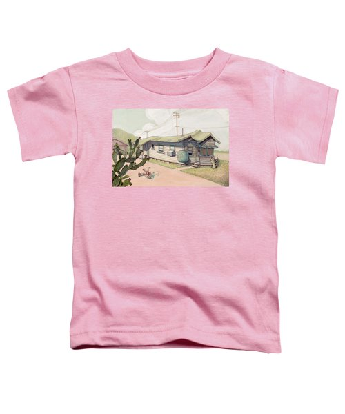 Highland Park - Bare Bones Toddler T-Shirt