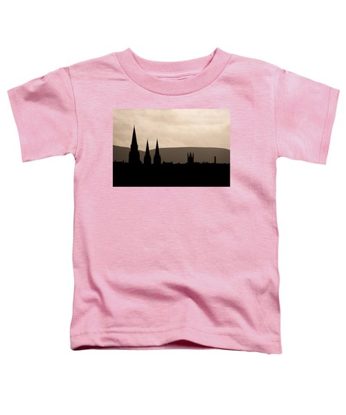 Hills And Spires Toddler T-Shirt