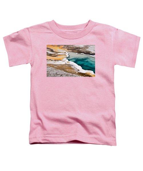 Hot Spring  Toddler T-Shirt