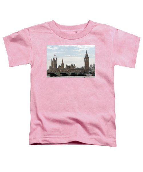 Houses Of Parliament Toddler T-Shirt