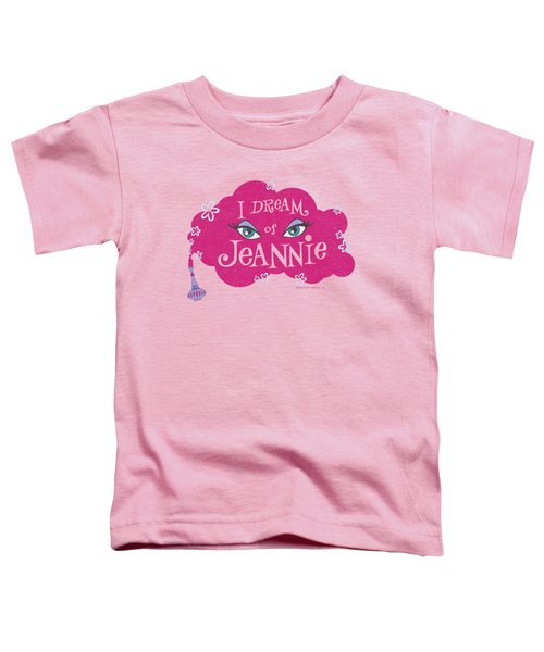 I Dream Of Jeannie - Magic Lamp Toddler T-Shirt