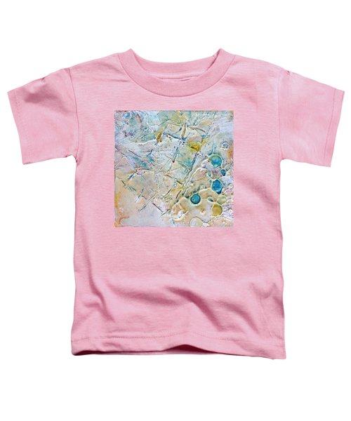 Iced Texture I Toddler T-Shirt
